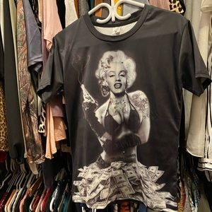Tops - Marilyn Monroe T shirt